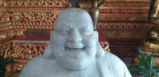 Phra Sangkachai, Laughing Buddha (one of the first followers of Buddha
