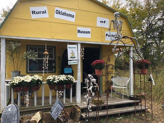 Rural Oklahoma Museum of Poetry