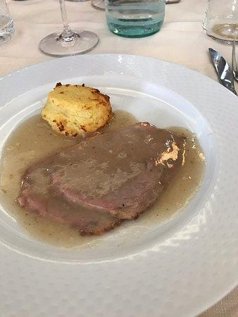Picerno, Włochy: Ottimo primo piatto,carne eccezionale da gustare