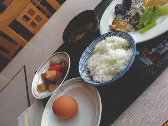 阿波観光ホテルの朝食