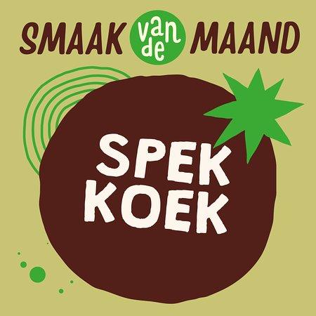 Frezzo: De hele maand juni in de vitrine: Spekkoek-ijs