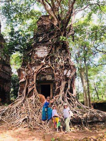Viajes a Camboya con las amigas!!!
