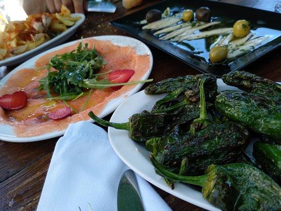 Foto de Hostal Talamanca Restaurant