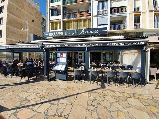 Brasserie Le France, Toulon - Restaurant Reviews, Photos & Phone