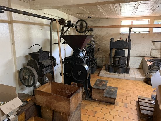 Les Noyeraies du Landers: Nussmühle