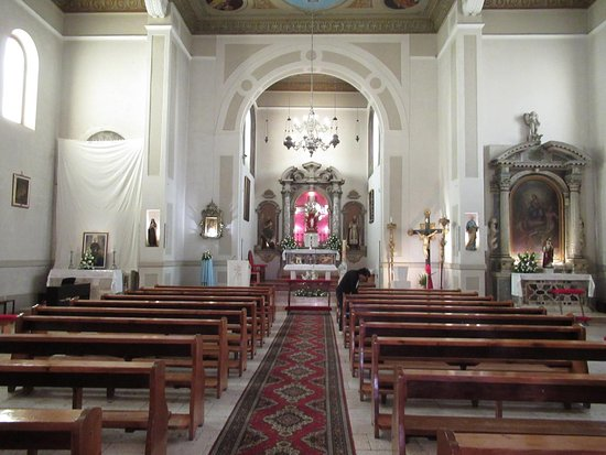 Church of the Holy Cross Velo Varos