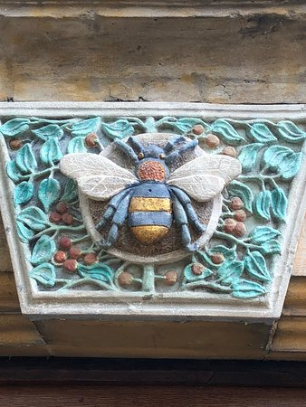 Tour of the Cotswolds from Moreton-in-Marsh: Cottage detail