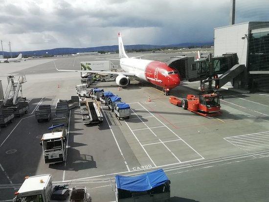 Norwegian: Le operazioni prima della partenza