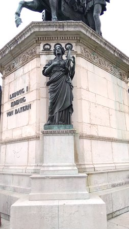 Monument to Ludwig I