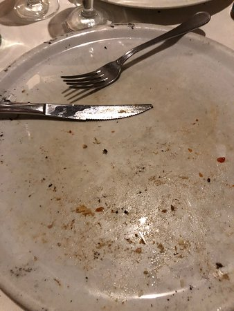 Désolé pas eu le temps de prendre la photo de la pizza, j'avais trop faim et c'était trop bon ;-)