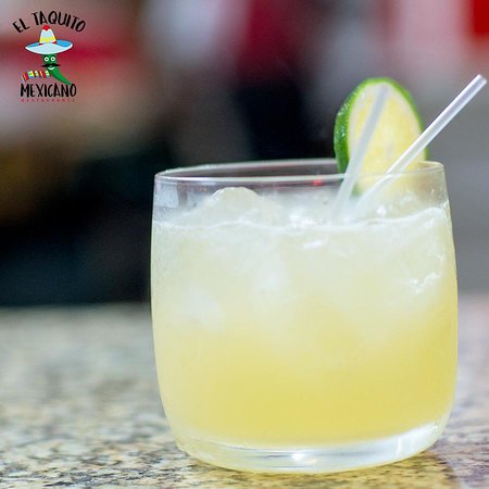 El Taquito Mexicano: Coctelería