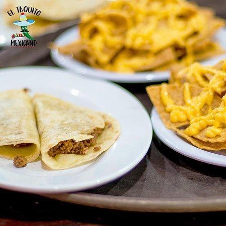 El Taquito Mexicano: Taquitos