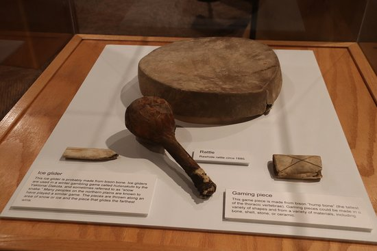 Items of American Natives