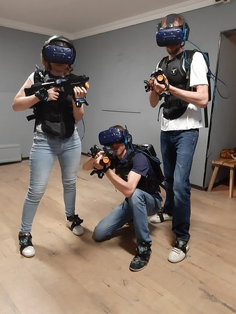 VR luxembourg - Zombie Shooter