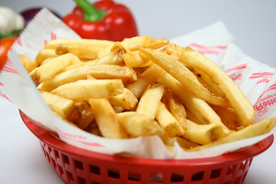 Grotto Pizza: Beach fries