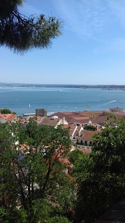 View across the Tagus