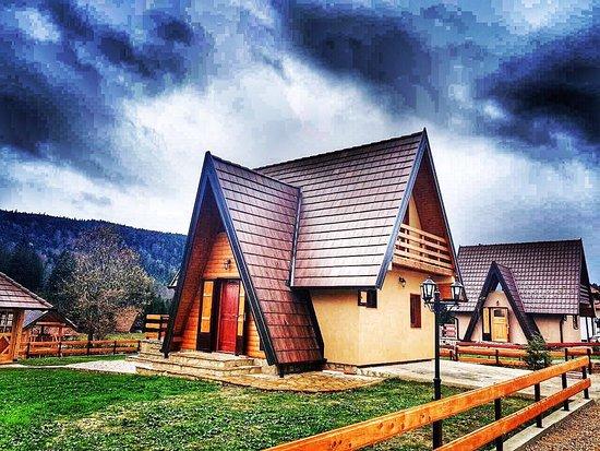 Beserovina, صربيا: Mountain house Popovic, Tara, Serbia