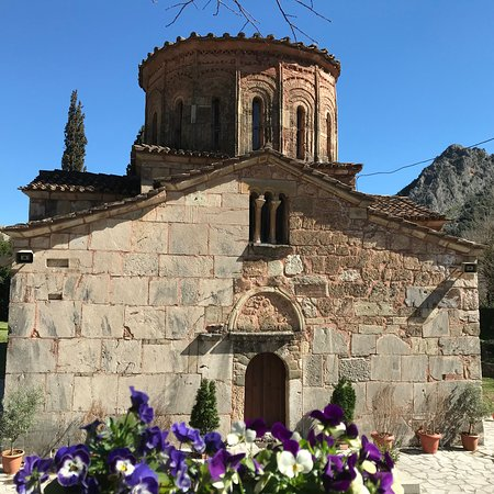 Pyli, Yunani: Πόρτα Παναγιά