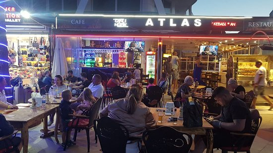 Atlas Cafe Restaurant