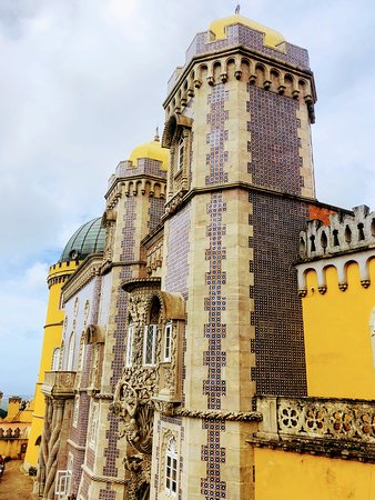 Sintra and Cabo da Roca with Pena Palace Full-Day Small Group Tour from Lisbon – fénykép