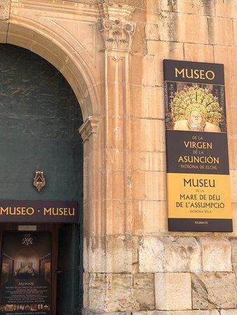 Museo de la Virgen