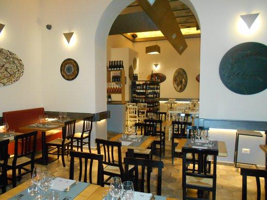 Ristorante Visconti 2.0: リストランテヴィスコンティ2.0店内