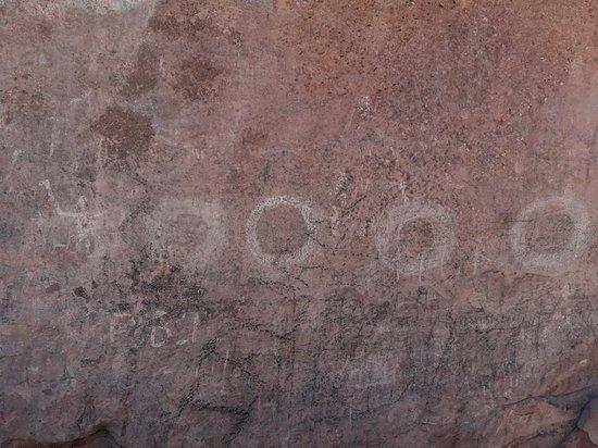 Tumbaya, الأرجنتين: Inca cueva