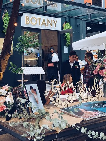 Botany: Bespoke event experience for your guests