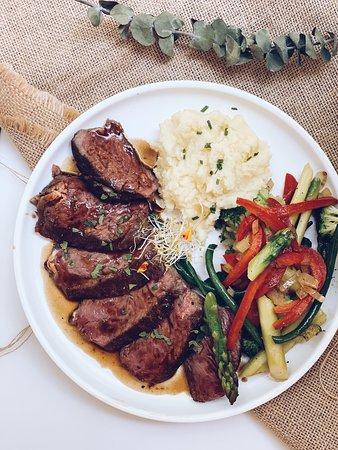 Botany: Grass Fed Ribeye Steak 