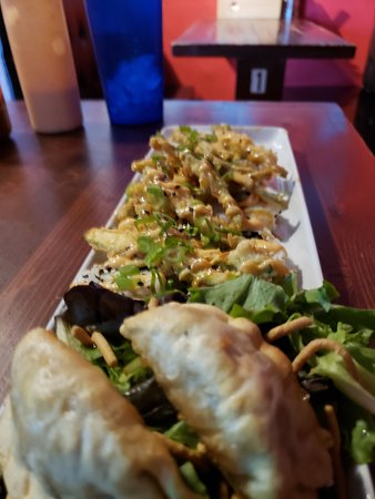 San Luis, AZ: sushi roll