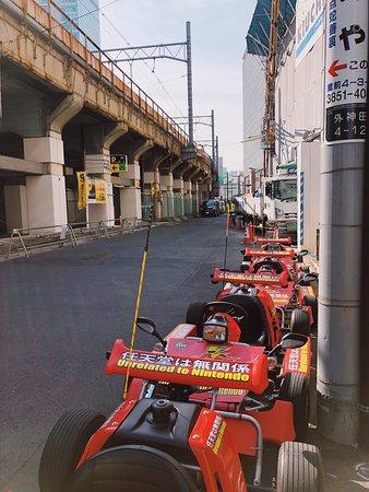 Go-Kart Street Tour Adventure with Guide - Akihabara: Instagram @amy_marietta