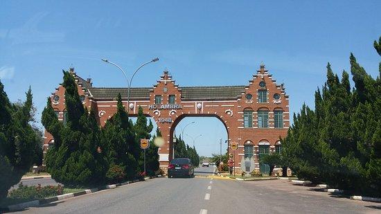 Portico da Cidade de Holambra