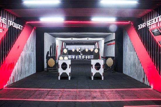 Shooting Club 727°C