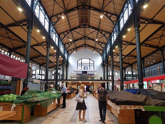 Klauzál Tér Market Hall