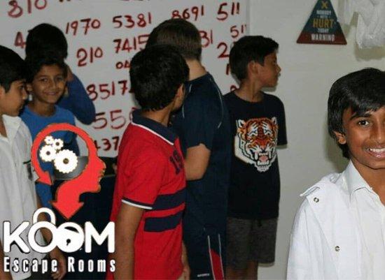 Koom Escape Rooms