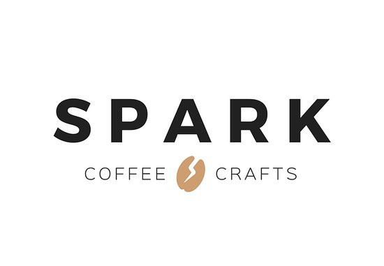 Spark Coffee + Crafts: logo