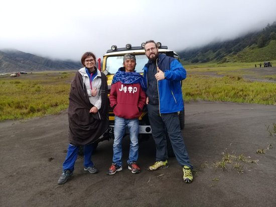 Jeep Transport Package For Exploring Bromo