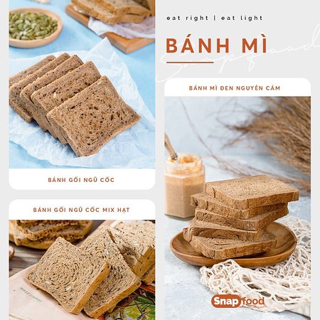 Snap Food: Whole Rye Bread