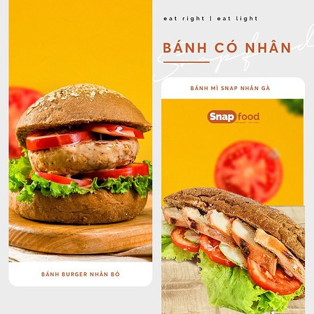 Sandwich ft Burger Snap Food