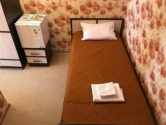 Crystal Hotel: Guest room