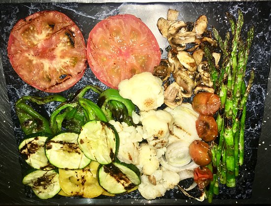 Terra Pikoteo: Parrilla de verduras