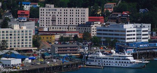 Downtown Juneau Small Ship Dock Seadrome