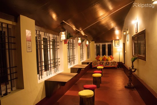 Kipstay Coffea Cove Chikmagalur: Lobby