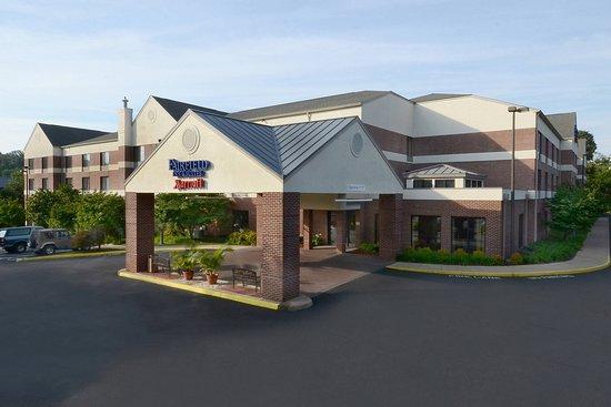 Fairfield Inn & Suites Charlottesville North: Exterior
