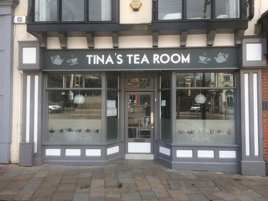 Tina's tea room Wolverhampton