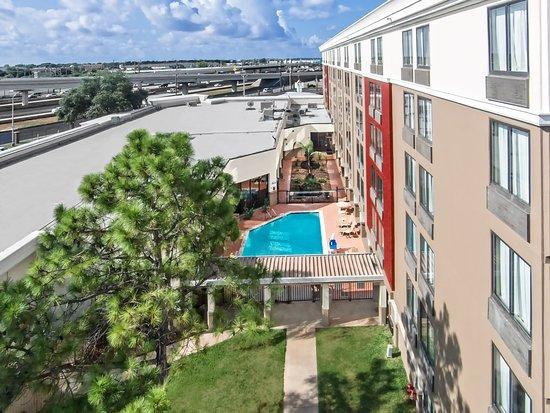 舒格蘭區休士頓西南假日飯店照片
