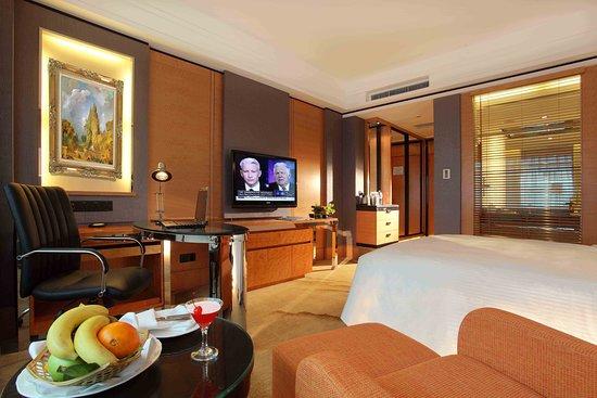 Crowne Plaza Chengdu City Center: Guest room