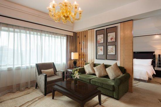 Crowne Plaza Chengdu City Center: Suite