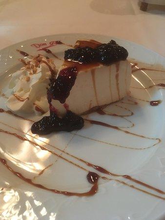 Restaurante Don Pe: Cheesecake