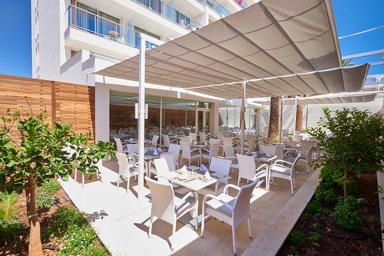 Hotel Girasol : TERRAZA COMEDOR